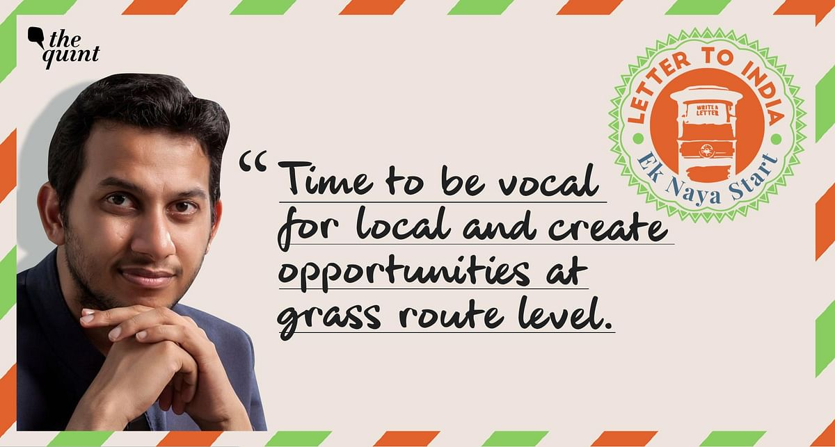 OYO Rooms CEO, Ritesh Agarwal Writes A Letter To India