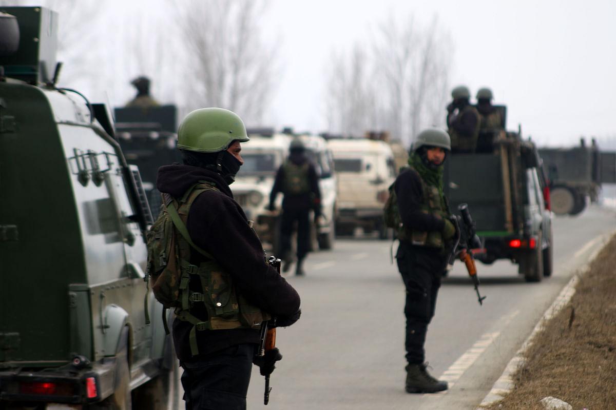 1 Soldier Killed, 3 Injured in Grenade Attack in J&K's Anantnag