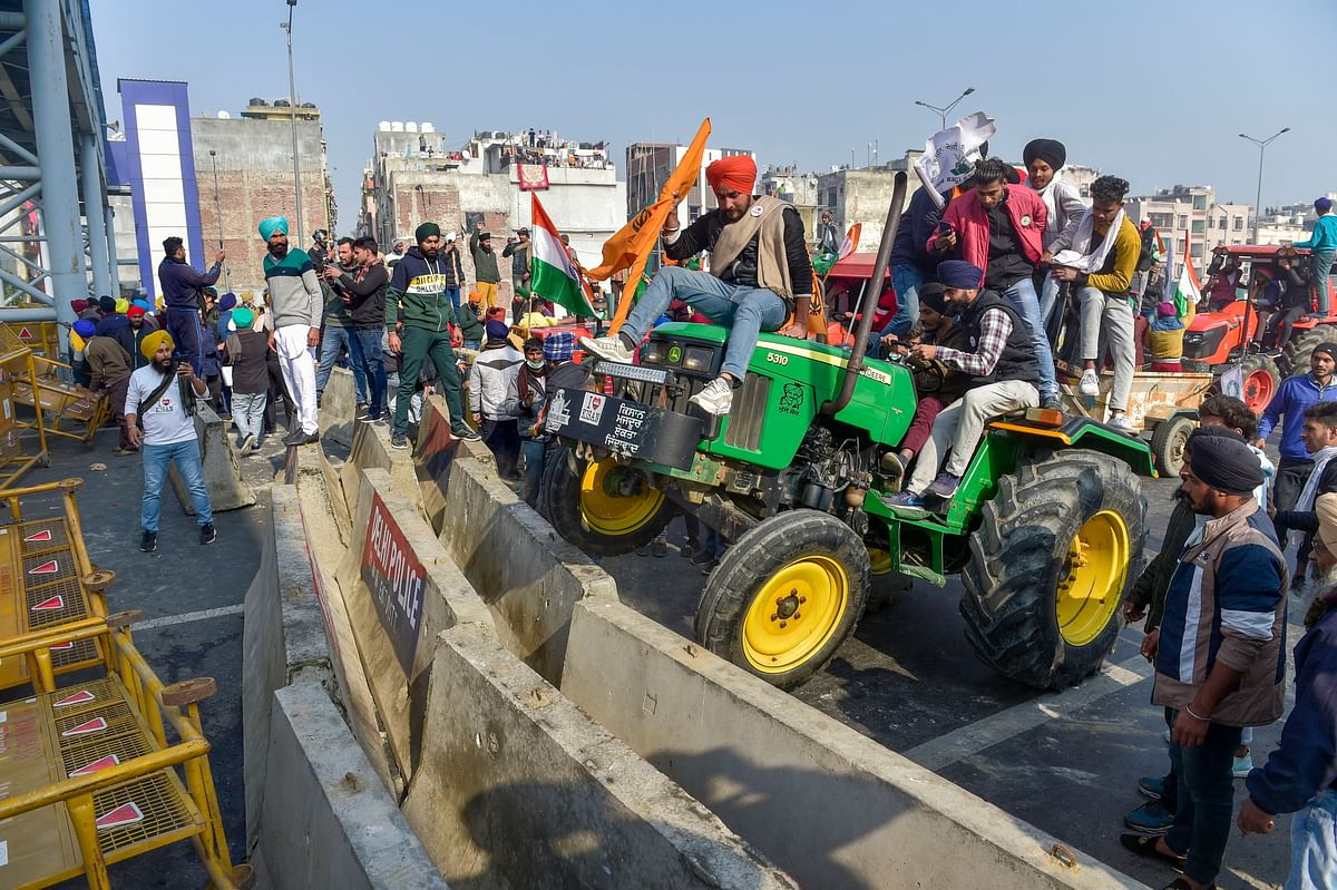 Farmers' Republic Day Tractor Rallies: A Timeline of Events