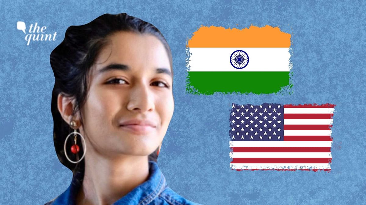 How US's First Desi National Youth Poet Laureate Found Her Voice