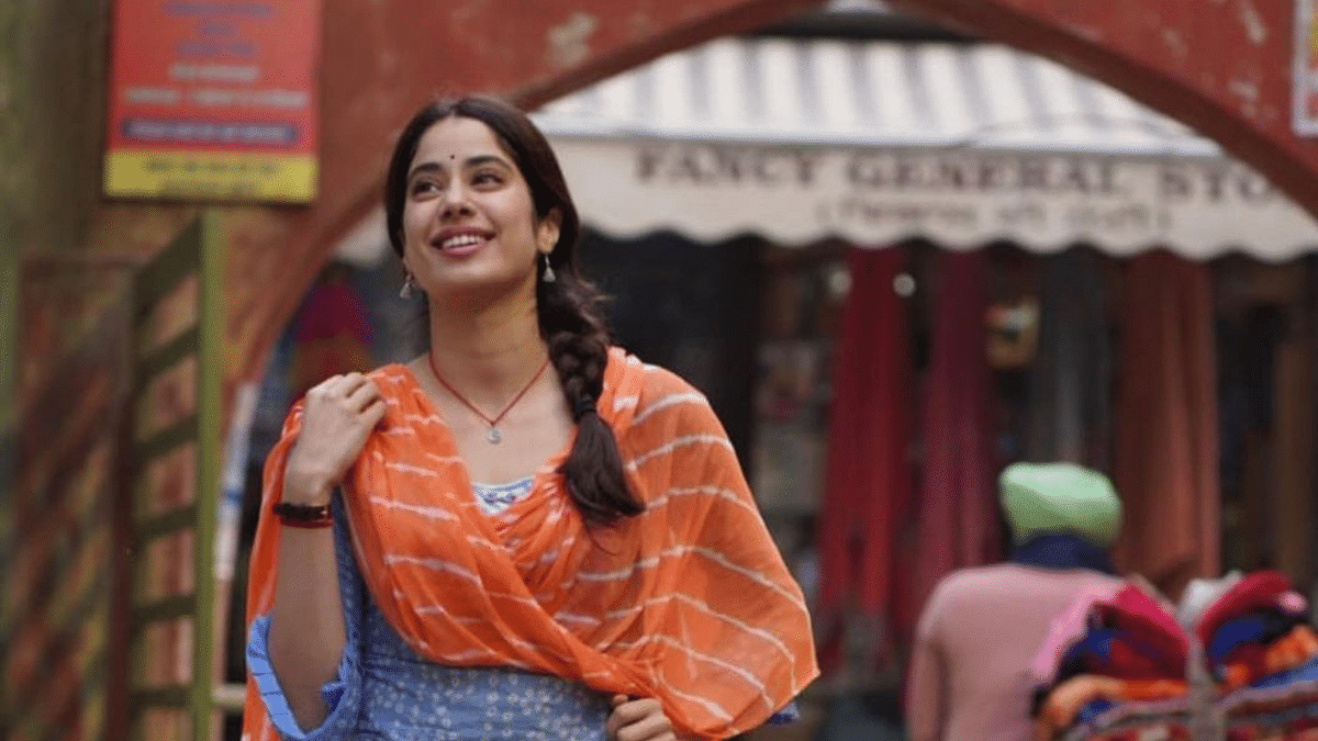 Janhvi Kapoor Begins Filming Aanand L Rai's 'Good Luck Jerry'