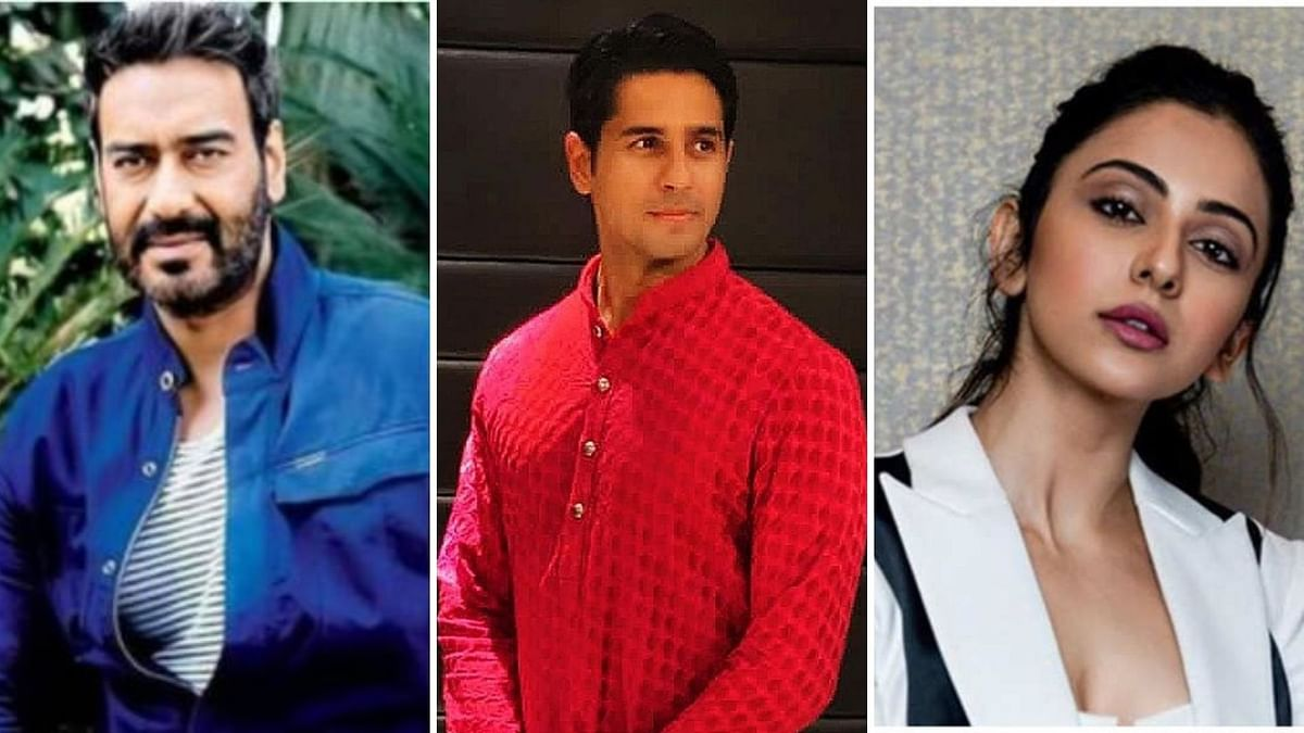 Ajay Devgn, Sidharth Malhotra and Rakul Preet Singh to star in Thank God