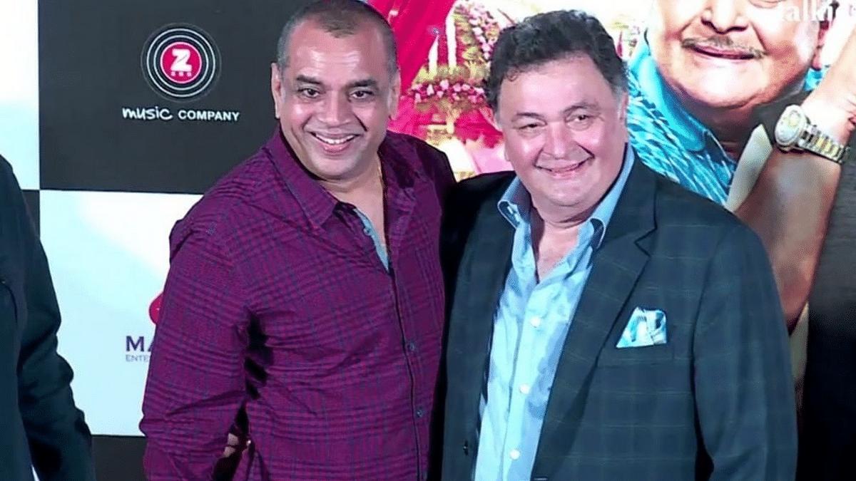 Paresh Rawal will play the late Rishi Kapoor's role in the remainder of <i>Sharmaji Namkeen</i>.