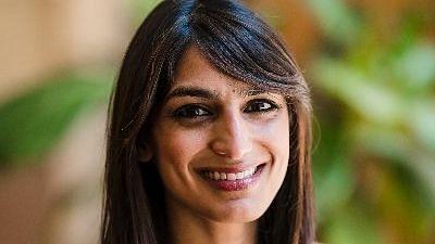 Sabrina Singh, Vice President Kamala Harris's Deputy Press Secretary