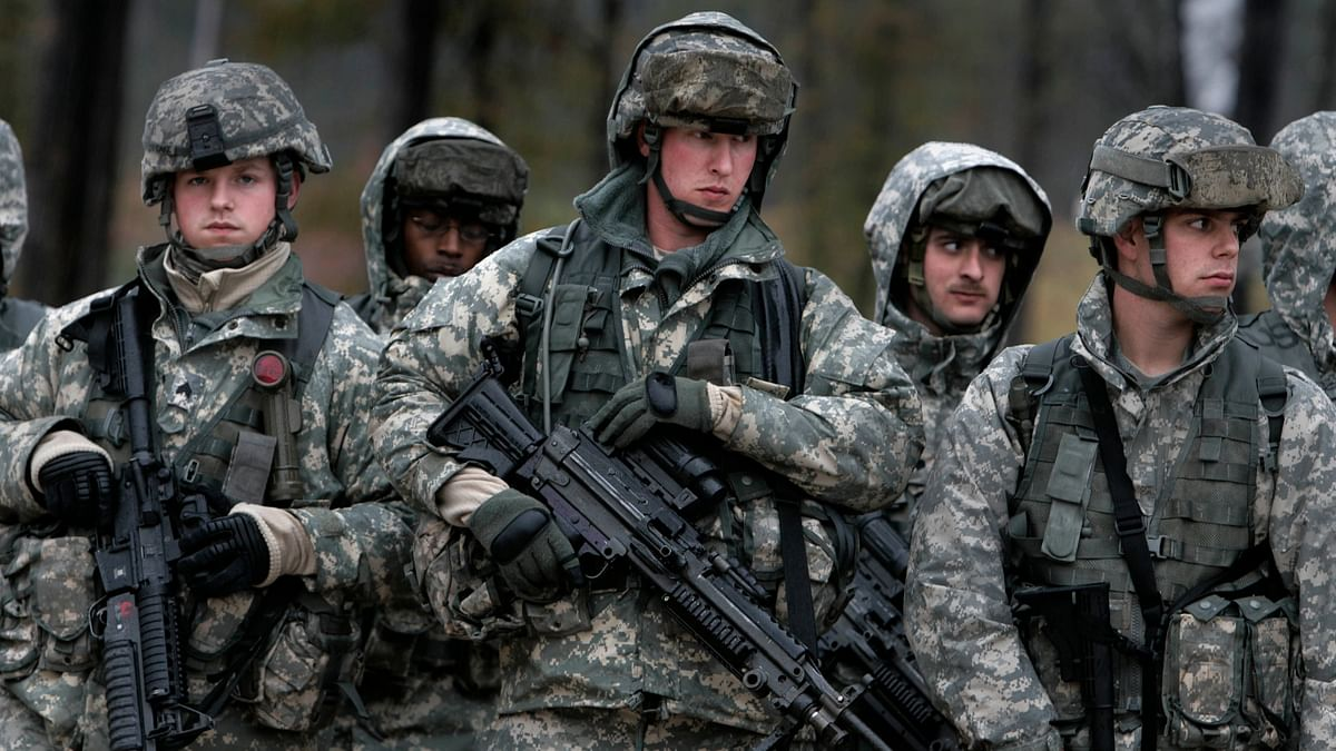 FBI Vets 25,000 Troops in DC for Joe Biden's Inauguration