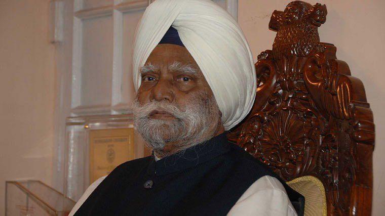 Buta Singh, Ex-Union Min & Rajiv-Indira's 'Hatchet Man', No More