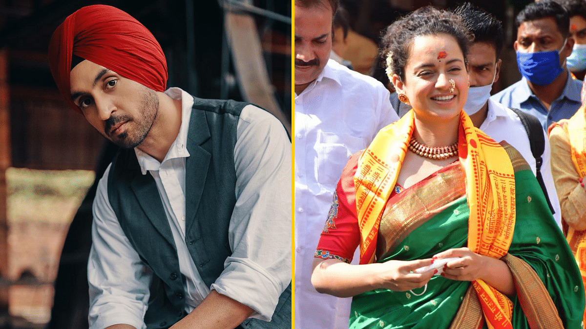 Diljit Responds to Kangana's Claims; Offers Her Job as PR Manager