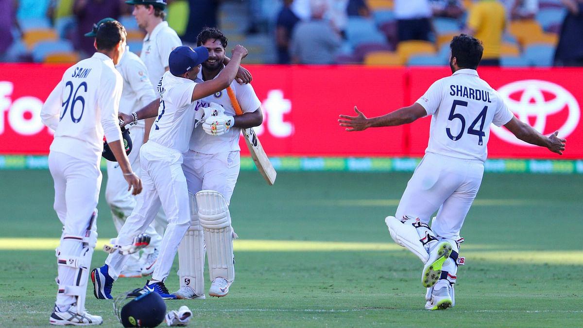 Pant Drives India to Special Win, Retain Border-Gavaskar Trophy