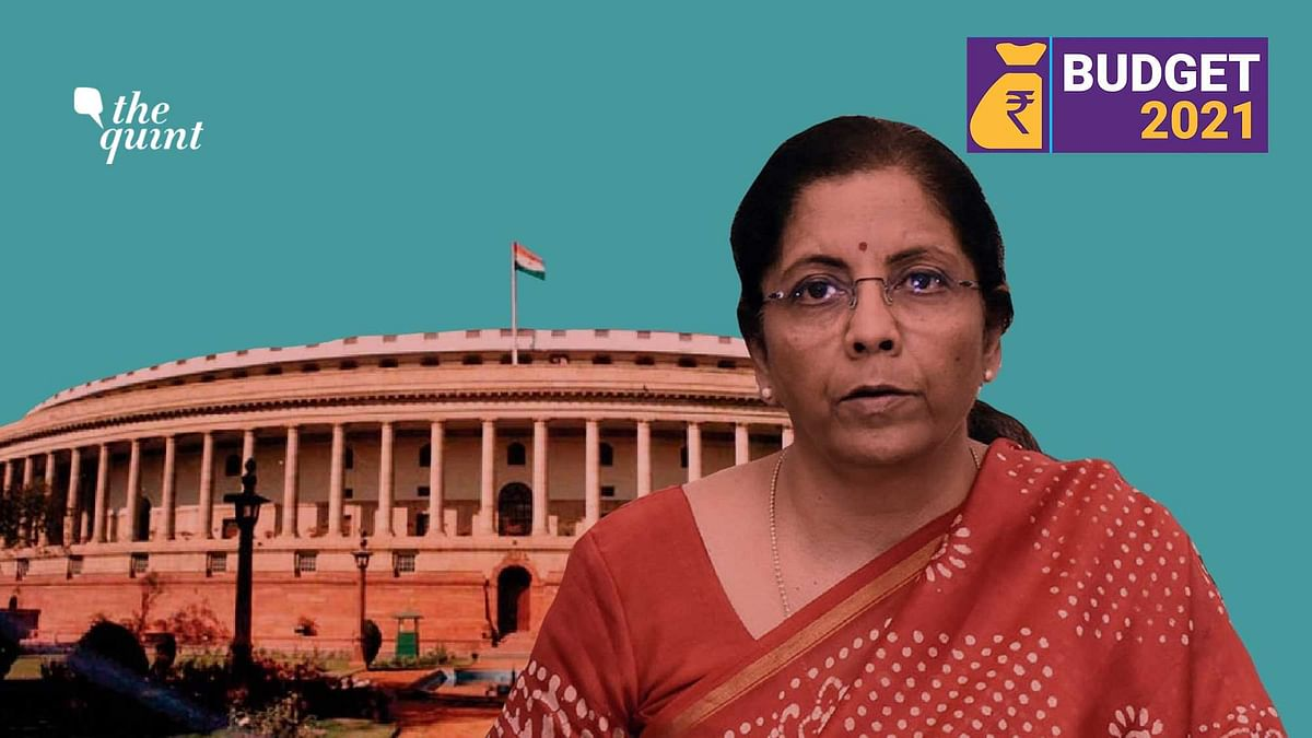 Nirmala Sitharaman Union Budget 2021 Live Streaming: Live Telecast on Lok Sabha TV and YouTube channel.