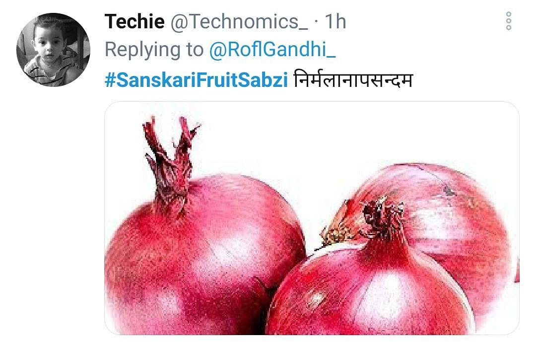 After 'Kamalam', Twitter Renames Other Fruits & Vegetables