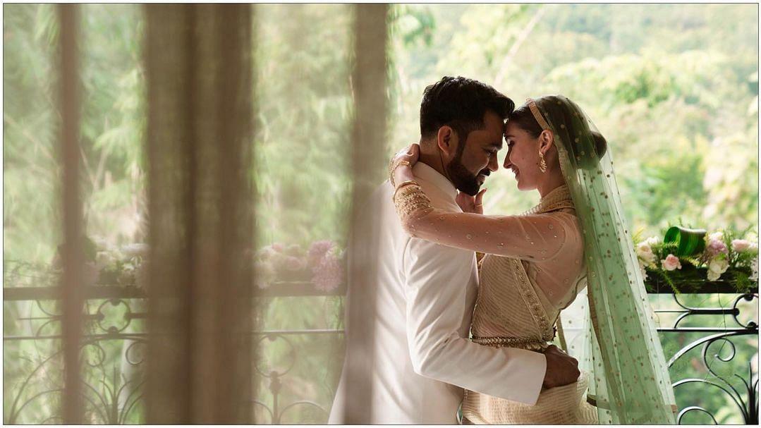 Ali Abbas Zafar gets married to Alicia.