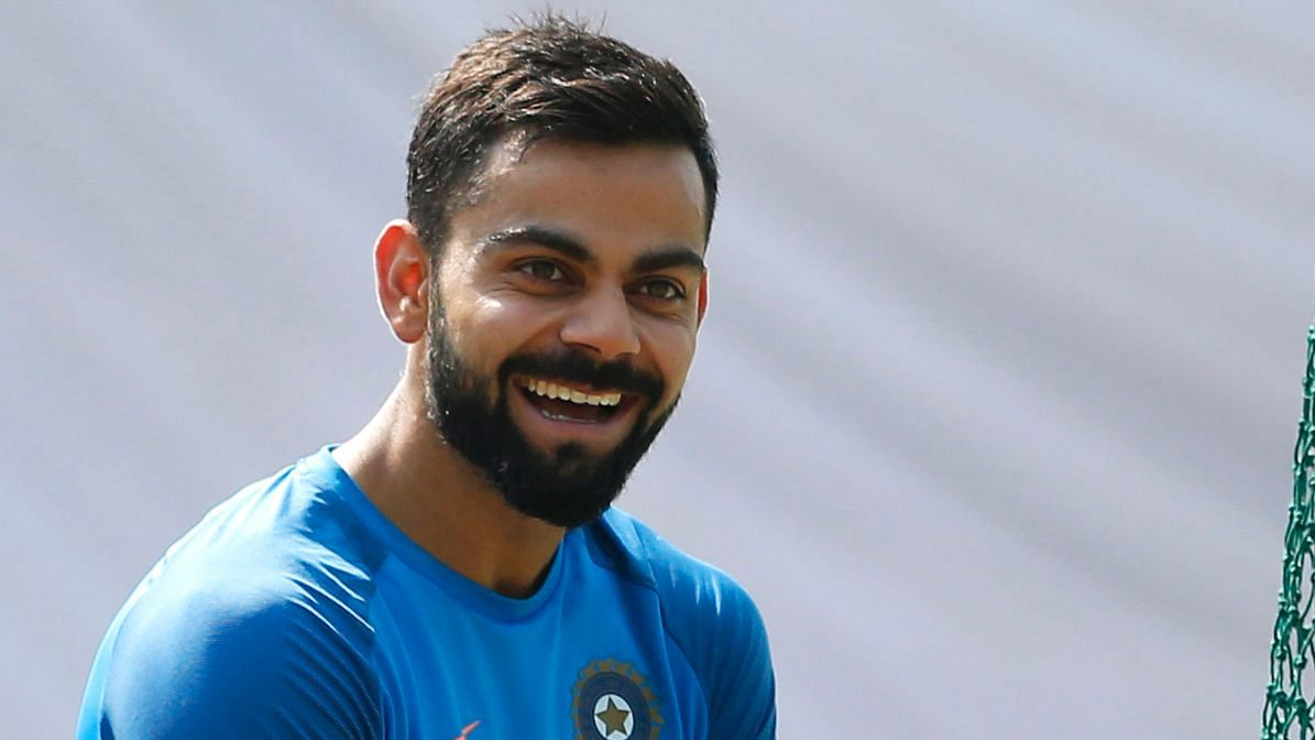 Virat Kohli's daughter welcomed with warm greetings to Team India's daughters' 'girl gang'.
