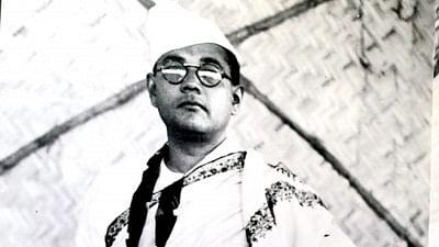 Subhash Chandra Bose.
