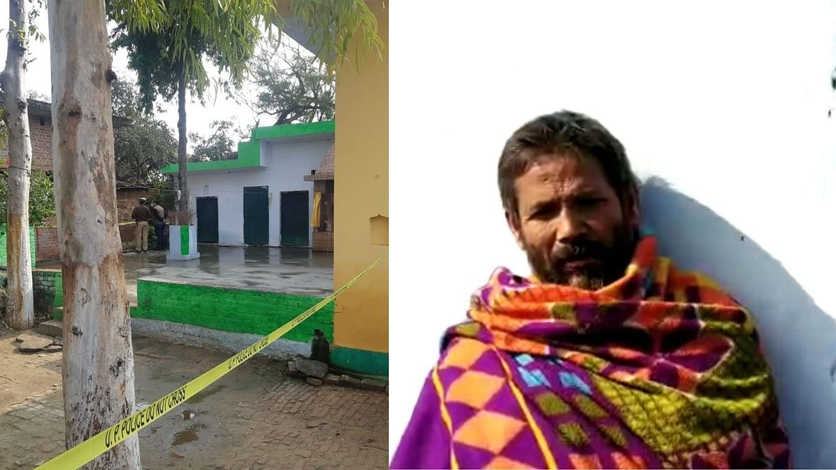 The temple priest, main accused in the case, has been identified as Satyanand.