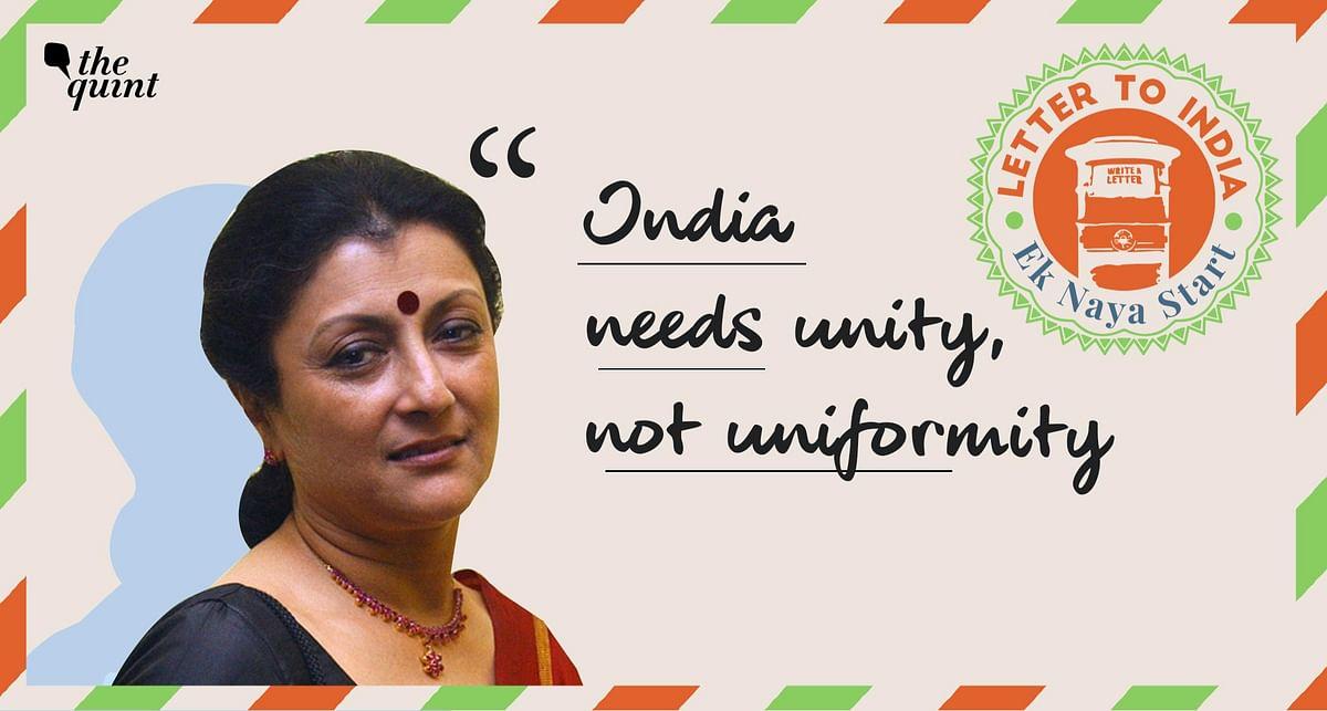 'We Need Unity Not Uniformity': Aparna Sen