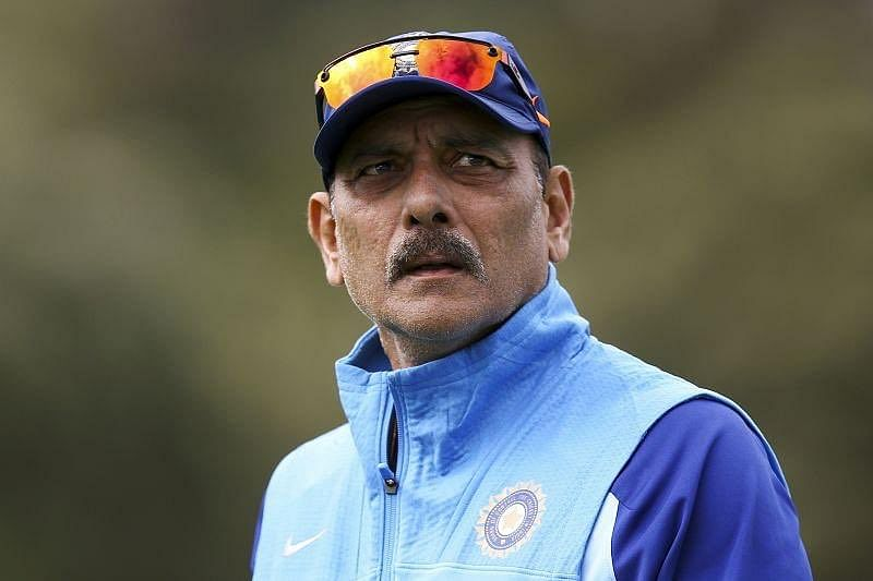 India head coach Ravi Shastri led the side to a 2-1 Test series win in Australia.