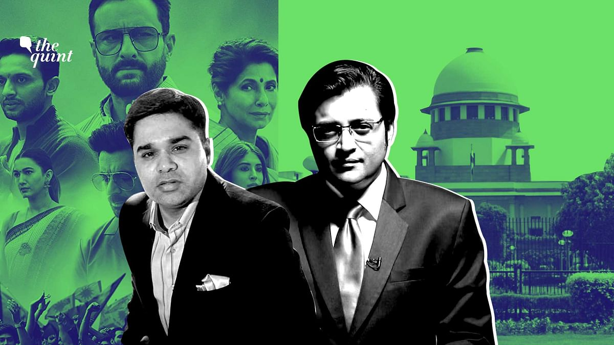 The Supreme Court has failed to follow its own precedents in the Amish Devgan and Arnab Goswami cases when denying relief to the makers of <i>Tandav</i>.