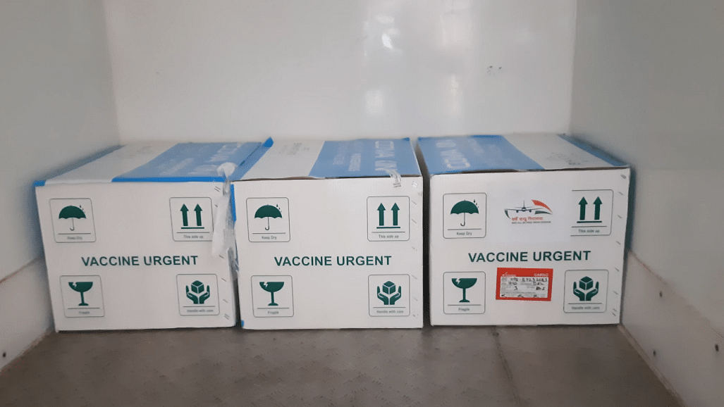 The first consignment of Covaxin, the COVID-19 vaccine manufactured by Hyderabad- based Bharat Biotech, was sent out on Wednesday, 13 January, morning.