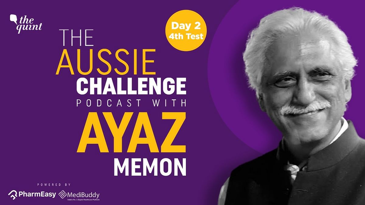 On this episode of The Aussie Challenge podcast, Ayaz Memon and I talk about how impressive the Indian attack has been especially given the injuries on the second day of the Test series-decider.