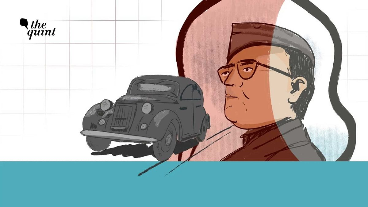 Graphic Novel: The Last Time India Saw Netaji Subhash Chandra Bose