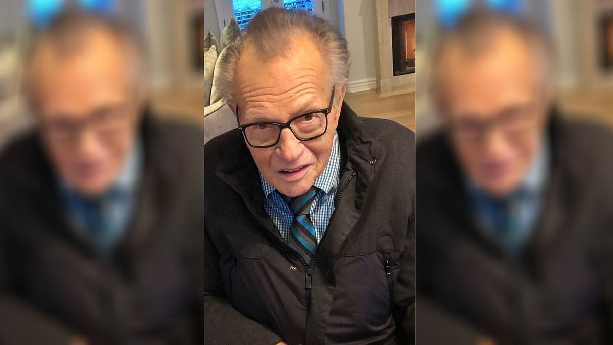 US Talk Show Host Larry King Hospitalised With COVID: Report