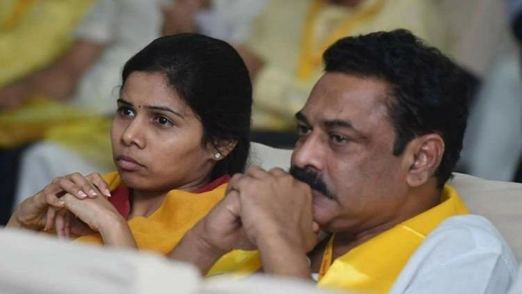 Hockey Player Kidnapped in Hyd, Ex-TDP Min Bhuma Akhila Priya Held