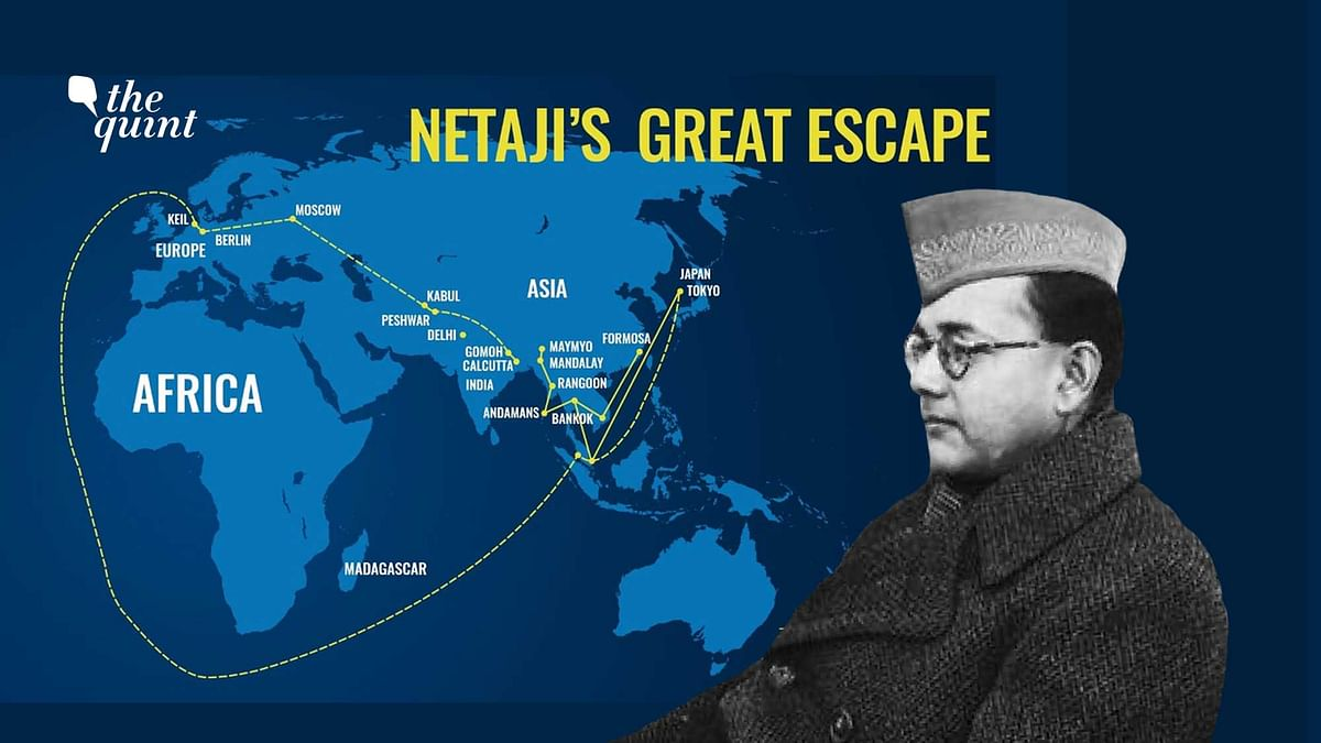 Netaji Subhas Chandra Bose's Final Years