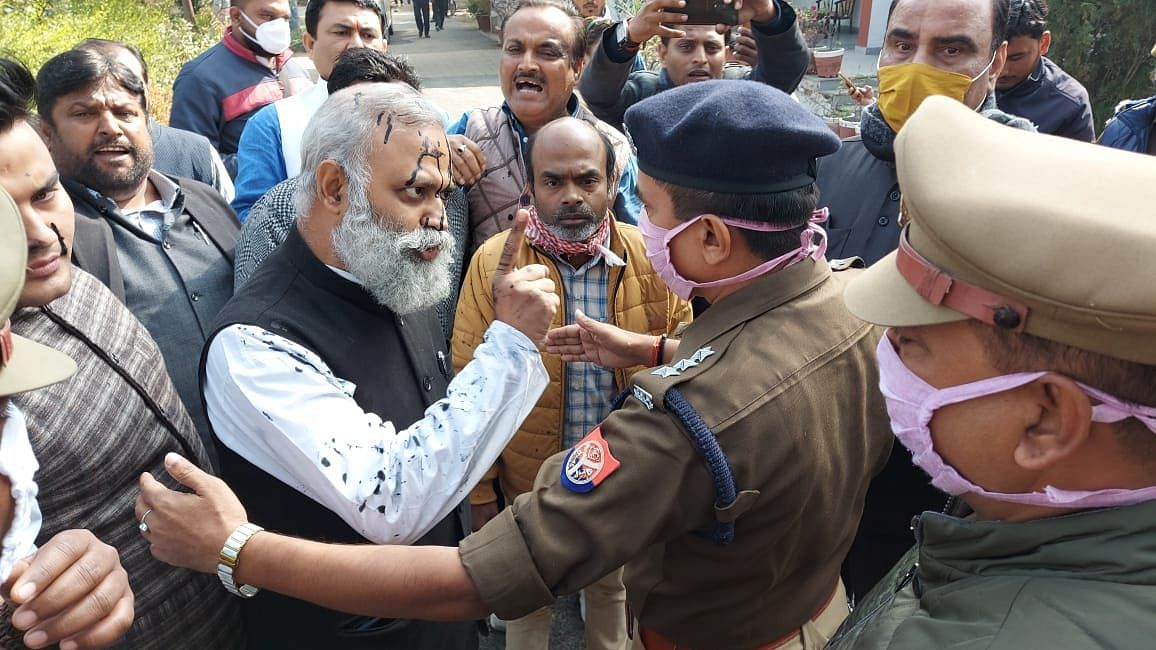 The AAP leader was arrested for alleged criminal intimidation, promoting enmity between groups on grounds of religion etc.