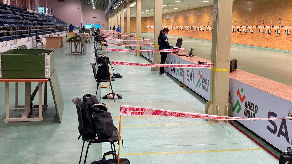 Indian shooters have slowly resumed training camps for the Olympics with the nationals also held some time back.