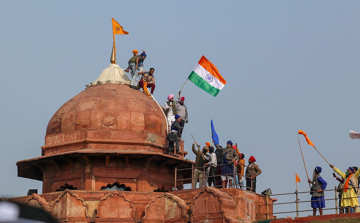 'Dirty Conspiracy': Samyukta Kisan Morcha on 26 Jan Violence
