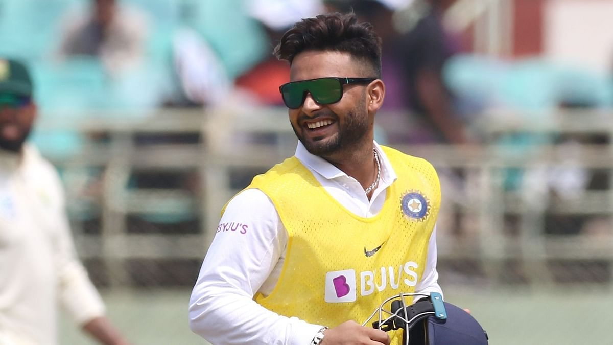 Rishabh Pant has been preferred over Wriddhiman Saha for the first Test against England in Chennai.