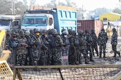 Farmers' Protest: Journalists Report Entry Restrictions at Singhu