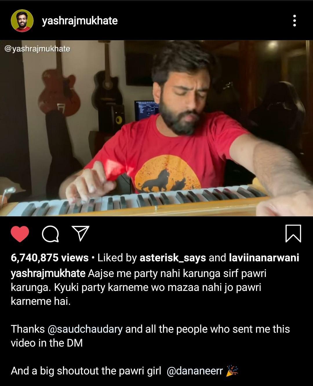 Ye Humaari Pawri Ho Rahi Hai: Ranveer & His Fan Join the Trend