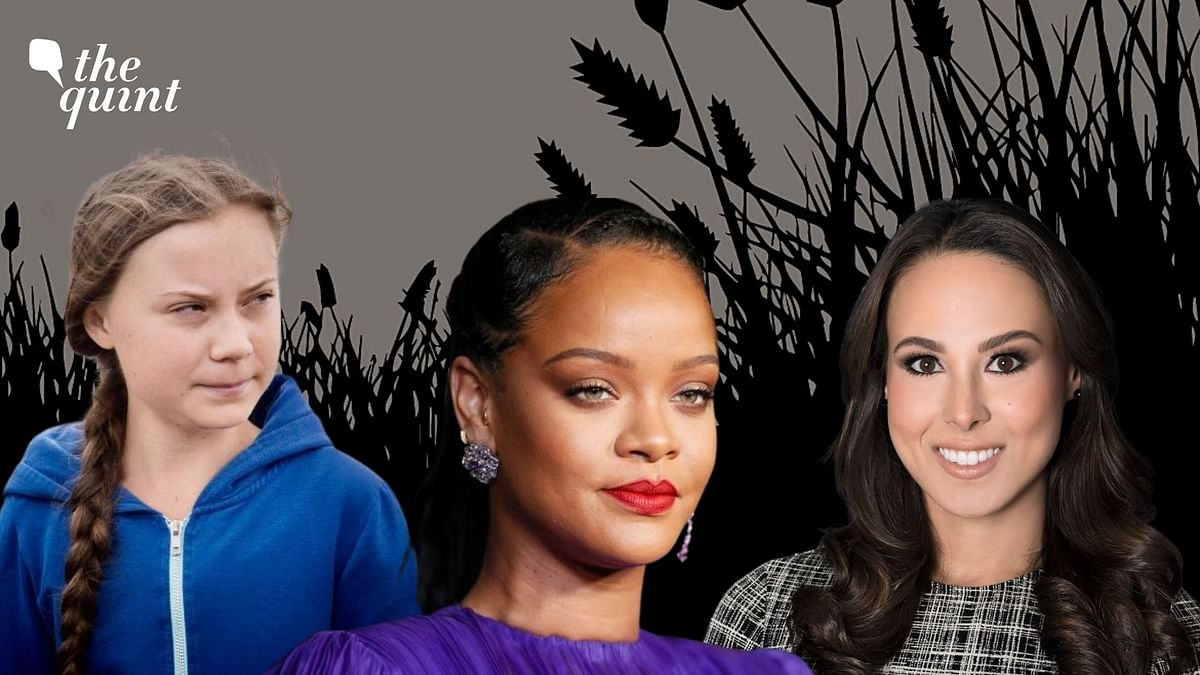 Greta to Meena Harris: Rihanna Sparks Global Support for  Farmers
