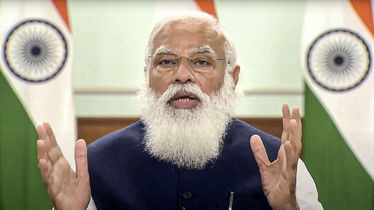 PM Modi Stresses on Tech, Startups at 6th NITI Aayog Meet