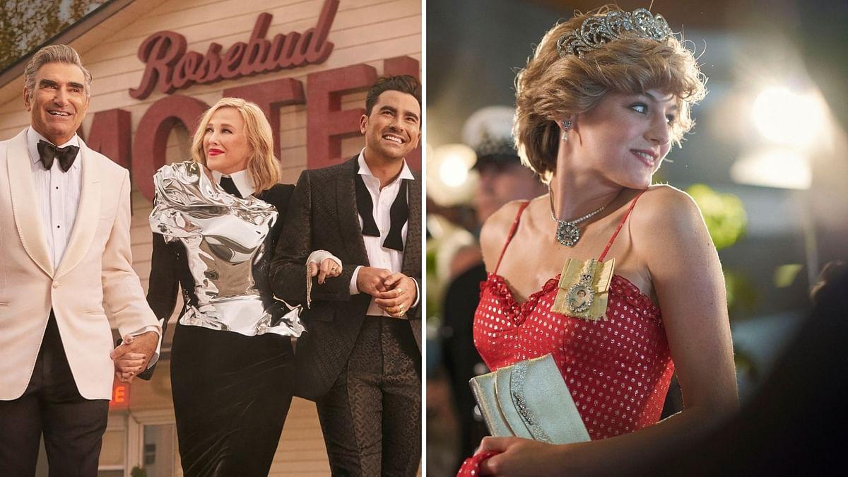 Golden Globes 2021: Schitt's Creek, MANK, The Crown Nominated