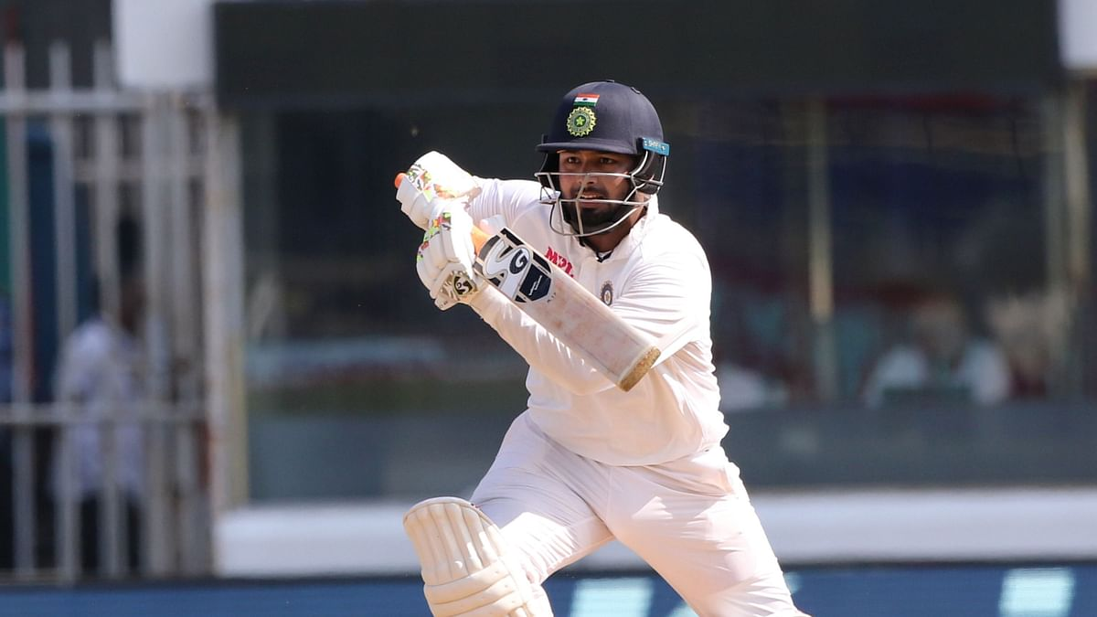 Rishabh Pant has said he will donate his match fee from the Chennai Test to help in the rescue efforts in Uttarakhand's Chamoli district.