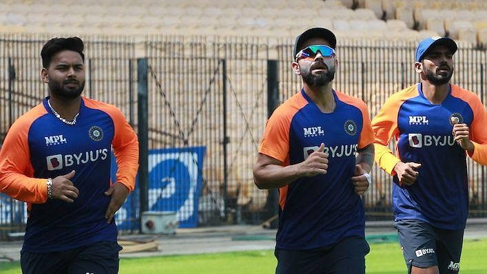 Rishabh Pant is set to play his first home Test in over two years.