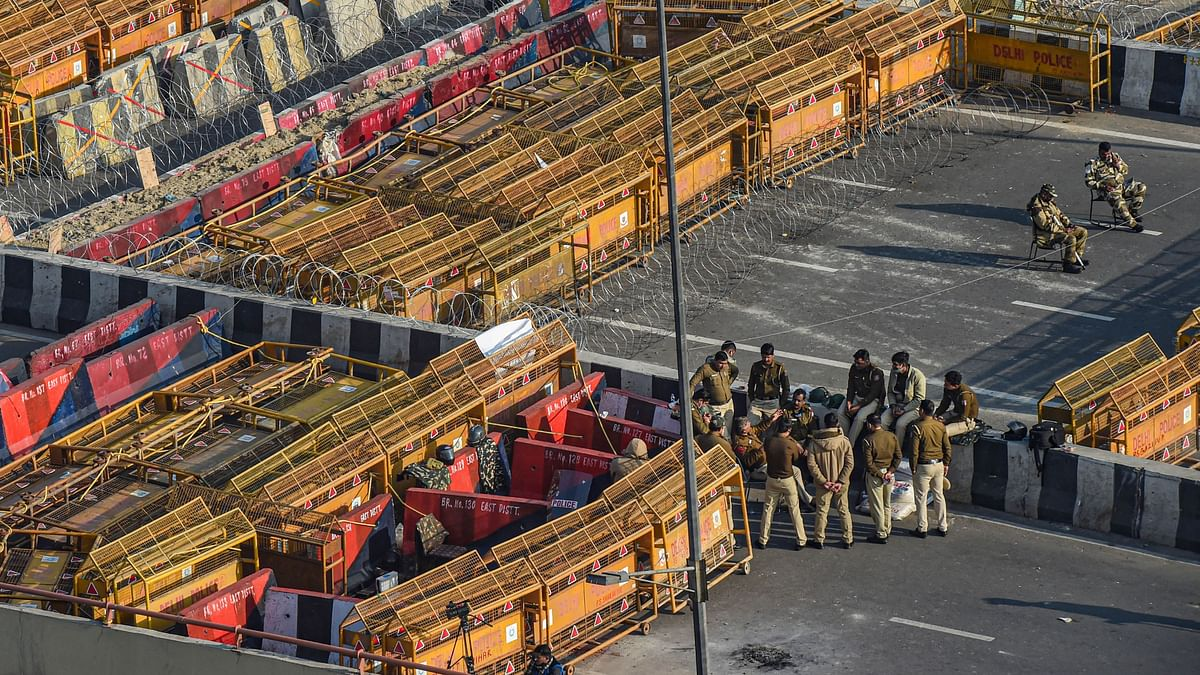 Peaceful Chakka Jam in Most States; Detentions in Delhi, Bengaluru