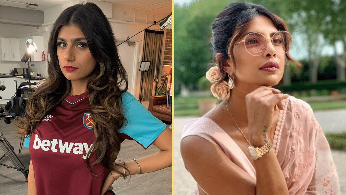 Mia Khalifa has tweeted questioning why Priyanka Chopra has not spoken out about the farmers' protest.