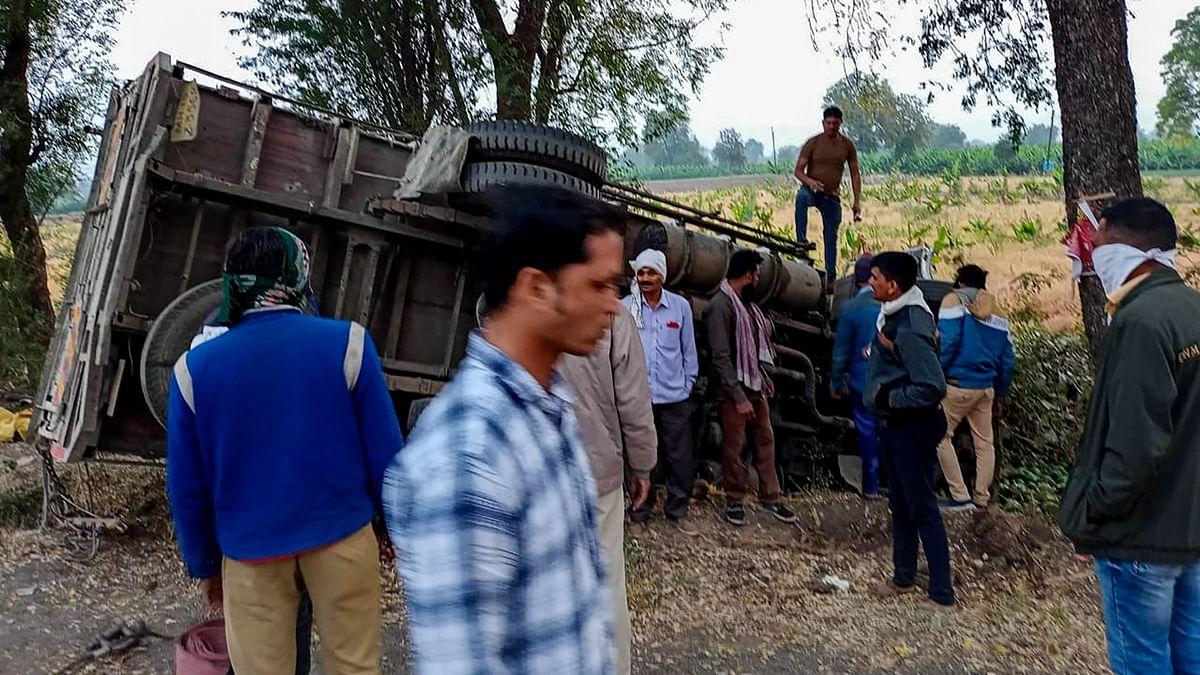 Maharashtra: 16 Labourers Die as Truck Overturns, PM Modi Condoles