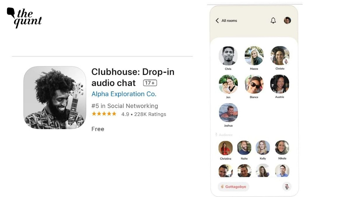 Audio Chat App Clubhouse Hires Android Developer