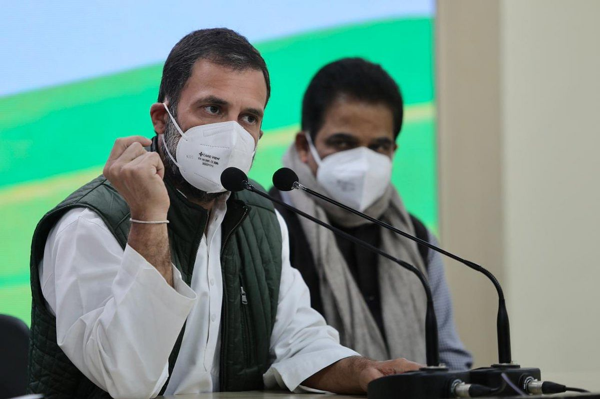 India's Reputation Hit: Rahul on Int'l Reactions to Farm Protests