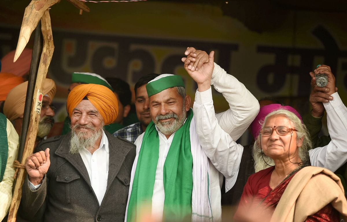 Kisan Mahapanchayat  to Be Held in Jind; Tikait, Others to Attend