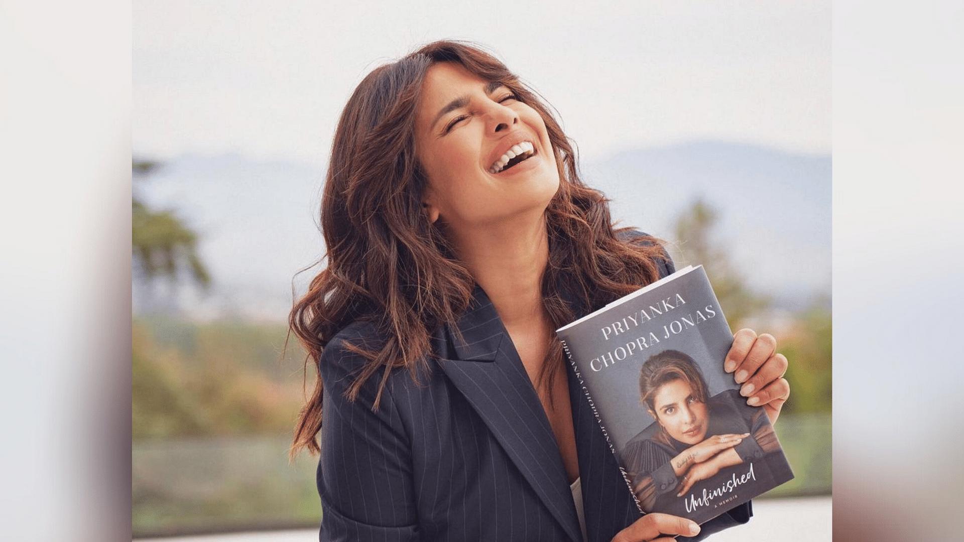 Priyanka Chopra Book Unfinished Review: Priyanka Chopra's 'Unfinished' is Measured, Engaging & Full of Humour