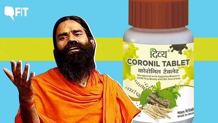 On Friday, 19 February Yoga guru Ramdev released a scientific research paper on what Patanjali claimed as the 'first evidence-based medicine for COVID-19' in the presence of Union Health Minister Harsh Vardhan.