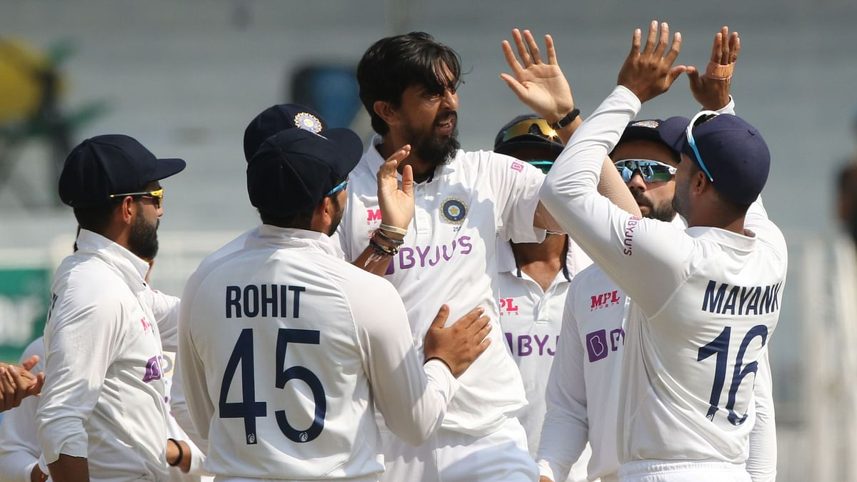 Live updates from Day 2 of the Chennai Test between India and England.