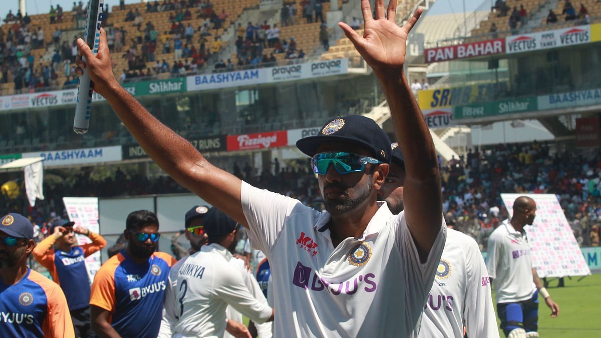 Ashwin to Remain Test Specialist For Next Few Years: Gavaskar