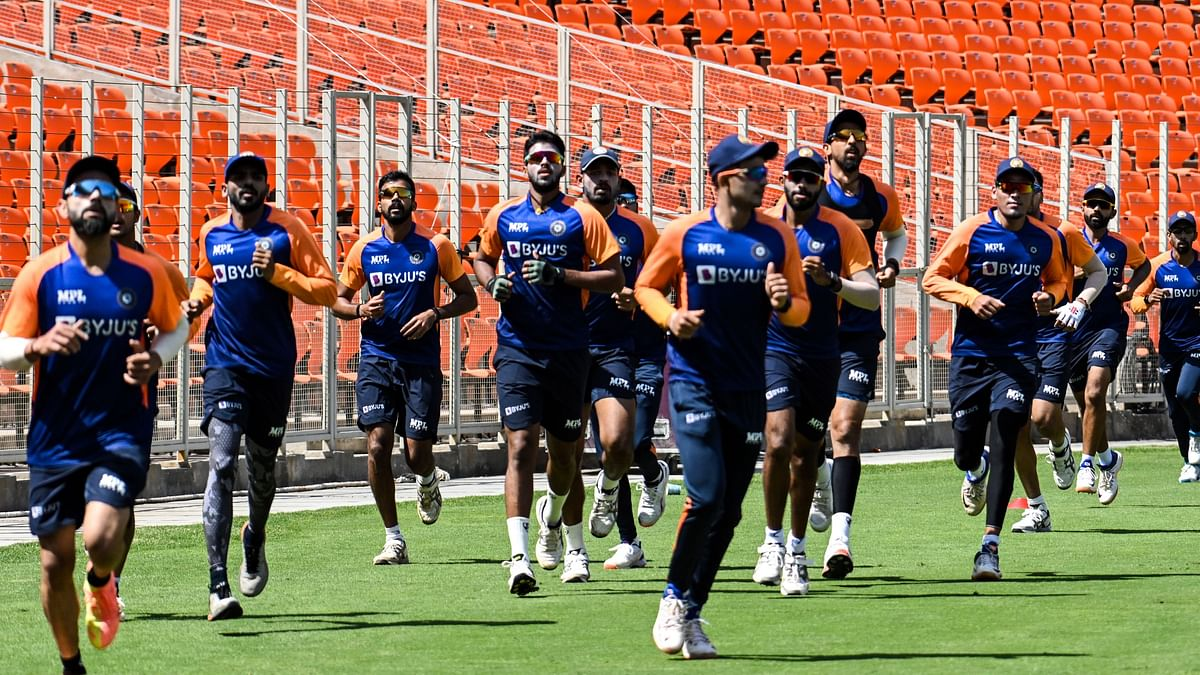 The third Test between India and England will start on Wednesday in Ahmedabad.