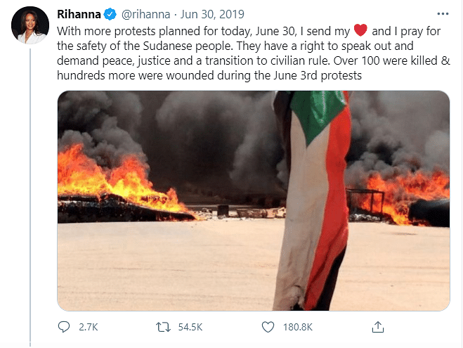 What Would Pop Star Rihanna Even Know About Farm Protests?